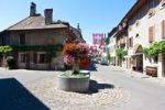 Thumbnail Historic town centre of Saint-Prex, canton of Vaud, Switzerland, Europe