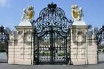 Thumbnail the portal to the palace Belvedere in Vienna Austria