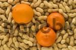 Thumbnail peanuts and tangerines