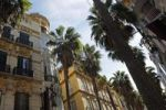 Thumbnail Houses, downtown, Malaga, Andalusia, Spain, Europe