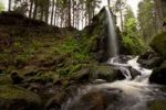 Thumbnail Waterfall in the Albschlucht gorge near Menzenschwand, southern Black Forest, Baden-Wuerttemberg, Germany, Europe