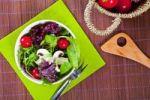 Thumbnail Fresh salad made with organic ingredients