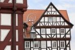 Thumbnail Half-timbered houses, Melsungen, Hesse, Germany, Europe