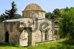 Thumbnail Old Byzantine monastery Antifonitis in the forest North Cyprus