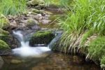 Thumbnail Idyllic mountain creek in the Black Forest, Baden-Wuerttemberg, Germany, Europe