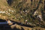Thumbnail Church of San Antonio, Vizcaina, El Hornillo, upper Valle Gran Rey valley, La Gomera island, Canary Islands, Spain, Europe