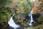 Thumbnail Waterfall, autumn, Nikko, Tochigi, Japan, Asia