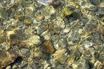 Thumbnail Pebbles in the sea, Vir Island, Dalmatia, Croatia, Europe
