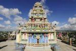 Thumbnail Hindu temple, Mauritius, Africa