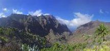 Thumbnail Barranco de Masca gorge with the Masca village, Tenerife, Canary Islands, Spain, Europe
