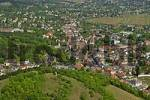 Thumbnail the town of Perchtoldsdorf near Vienna seen from an aeroplane Lower Austria