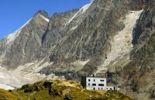 Thumbnail Berghaus Anenhuette mountain lodge, Loetschental valley, Valais, Switzerland, Europe