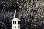 Thumbnail Spire of Christ the King Church in Titisee in the Black Forest, Baden-Wuerttemberg, Germany, Europe