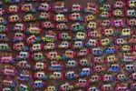Thumbnail Sunday Market, Magnet souvenirs, Chichicastenango, Chimaltenango Department, Guatemala, Central America