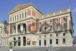 Thumbnail Das Gebäude des Wiener Musikvereins geplant vom Archtekten Theophil Hansen im Saal finden die berühmten Neujahrskonzerte statt Wien Österreich