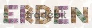 Thumbnail Erben/inherit, written with bank notes
