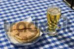 Thumbnail typical bread with garlic - Bolo de caco - Madeira
