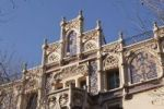 Thumbnail Art Nouveau facade of Gran Hotel, Plaza Weyler, Palma de Majorca, Majorca, Balearic Islands, Spain, Europe