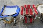 Thumbnail Wheelbarrows for transport, Souq al Waqif, the oldest souq or bazaar in the country, Doha, Qatar, Arabian Peninsula, Persian Gulf, Middle East, Asia