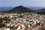 Thumbnail View from the fortress on Capdepera, Majorca, Balearic Islands, Spain, Europe