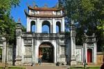 Thumbnail Temple of Literature Van Mieu, Hanoi, Vietnam