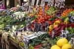 Thumbnail fruits at the market area called Naschmarkt Vienna Austria