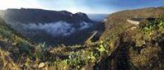 Thumbnail Valle de Gran Rey valley, La Gomera, Canary Islands, Spain, Europe