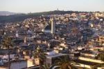 Thumbnail Cityscape, old town, UNESCO World Heritage Site, Fez, Morocco, Africa