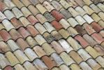 Thumbnail Roofing tiles, Scopello, Zingaro nature reserve on, Riserva Naturale orientata dello Zingaro, Sicily, Italy, Europe