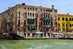 Thumbnail venetian building on the water, Venice, Veneto, Italy