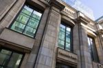Thumbnail Facade of the Deutsche Bank in Charlottenstrasse and Unter den Linden in Berlin, Germany, Europe