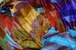 Thumbnail Benares silk, Varanasi, Uttar Pradesh, India, Asia