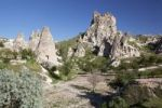 Thumbnail Rocks in Uchisar, Cappadocia, Turkey