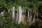 Thumbnail Waterfall, Plitvice Lakes National Park, UNESCO World Heritage Site, Croatia, Europe