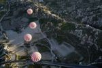 Thumbnail Hot air balloons, balloon ride, Goreme, UNESCO World Heritage Site, Cappadocia, Turkey