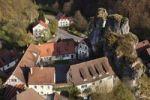 Thumbnail Tuechersfeld, Puettlachtal valley, Pottenstein, Little Switzerland, Upper Franconia, Franconia, Bavaria, Germany, Europe