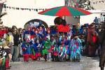 Thumbnail carnival parade in Isny im Allgäu - Guggenmusik Isny - Germany