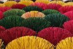 Thumbnail Colorful incense sticks, Hue, Vietnam, Asia