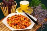 Thumbnail Kung Pao chicken, stir-fried Chinese food, China, Asia