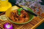 Thumbnail Mutton braised in brown sauce, Chinese food, China, Asia