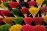 Thumbnail Colourful incense sticks, Hue, Vietnam, Asia