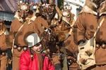 Thumbnail carnival parade in Isny im Allgäu - Fasnetgesellschaft Wiesensteig - Germany