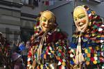 Thumbnail carnival parade in Isny im Allgäu - Narrenzunft Leupolz - Germany
