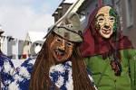Thumbnail carnival parade in Isny im Allgäu - Germany