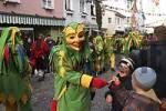 Thumbnail carnival parade in Isny im Allgäu - Narrenzunft Burgnarren Waldburg - Germany