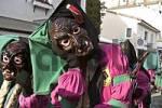 Thumbnail carnival parade in Isny im Allgäu - Narrenzunft Wolfegg - Germany