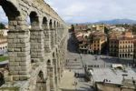 Thumbnail Roman aqueduct in Segovia, Unesco World Heritage Site, Castile and Leon or Castilia y Leon, Spain, Europe