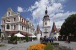 Thumbnail Steiner Tor gate, Krems an der Donau, Wachau, Lower Austria, Austria, Europe