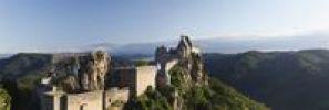 Thumbnail Burgruine Aggstein castle ruins, Wachau, Lower Austria, Austria, Europe