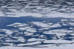 Thumbnail Ice on Lake Sysenvatnet, Hardangervidda mountain plateau, Norway, Scandinavia, Northern Europe